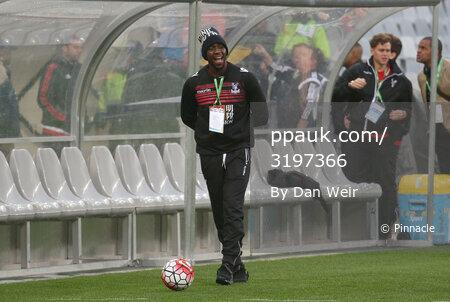 Crystal Palace v Supersport United FC 240715