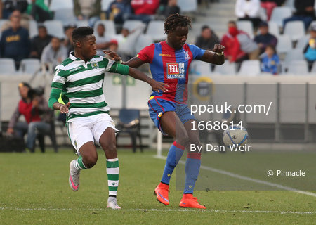 Crystal Palace v Sporting Clube De Portugal 260715
