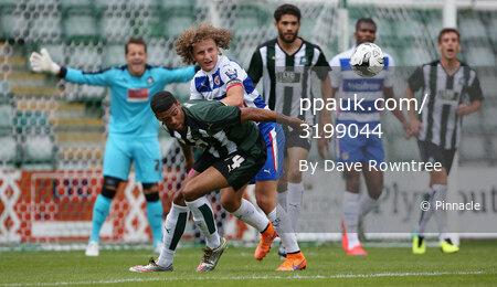 Plymouth Argyle v Reading U21 250715