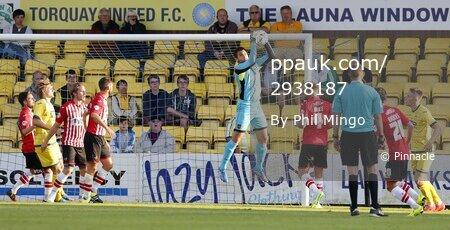 Torquay United v Exeter City 310715
