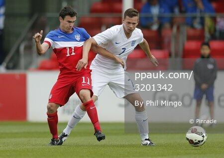 USA v England CPFWC 260615