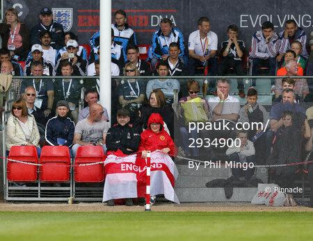 England v Ukraine CPFWC 200615
