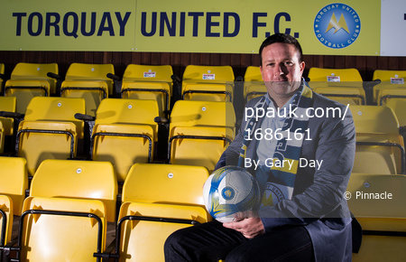 Torquay United Press Call 180615