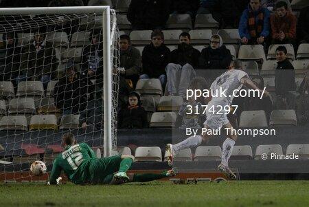 Bradford City v  Chesterfield 310315