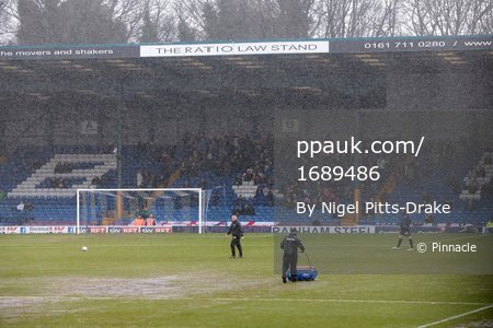 Bury v Southend United 280315