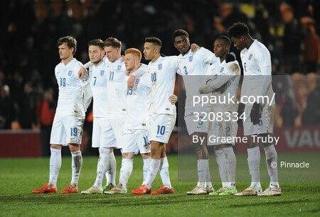 England U20 v Mexico U20 250315