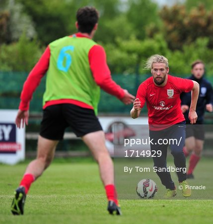 England C Training 300515