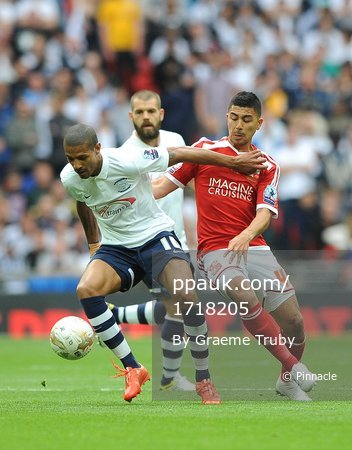 Preston North End v Swindon Town 240515
