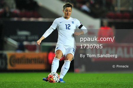 England Women v Bosnia and Herzegovina Women 291115