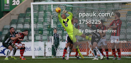 Plymouth Argyle v Morecambe 311015