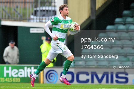 Yeovil Town v Cambridge United 241015