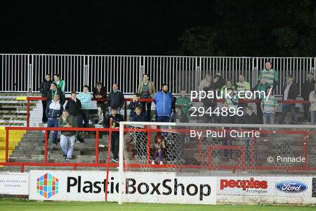 Accrington Stanley v Yeovil Town 290915