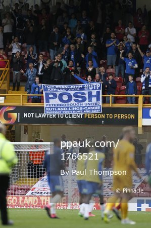 Bradford City v Peterborough 260915