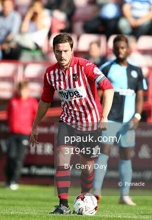 Exeter City v Wycombe 260915