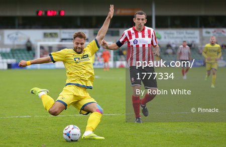 Lincoln City vs Torquay United 260915