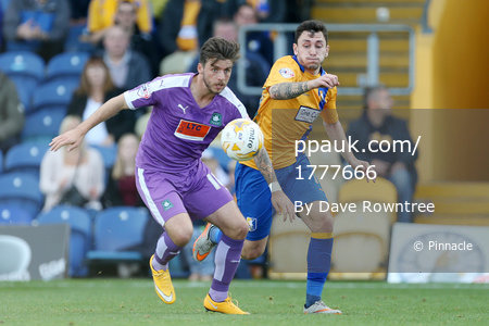 Mansfield Town v Plymouth Argyle 260915