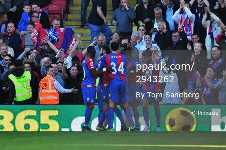 Watford v Crystal Palace 270915