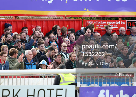 Exeter City v Plymouth Argyle 020416