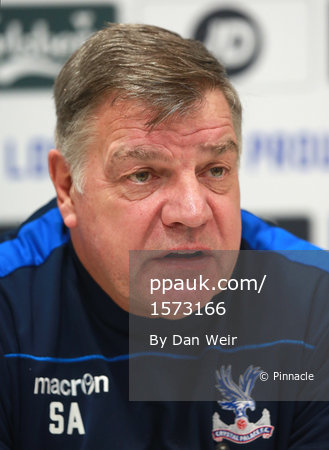 Crystal Palace Press Conference 301216