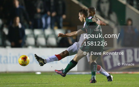 Plymouth Argyle v Crawley Town 311216