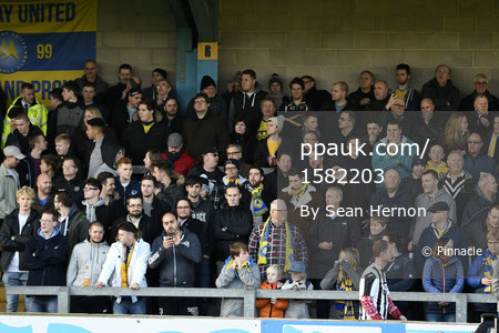 Torquay United v Forest Green Rovers 261216