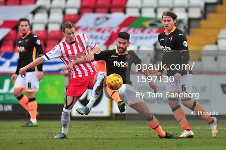 Stevenage v Exeter City 270216