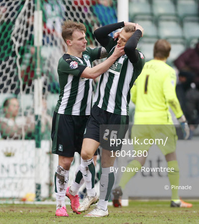 Plymouth Argyle v Notts County 270216