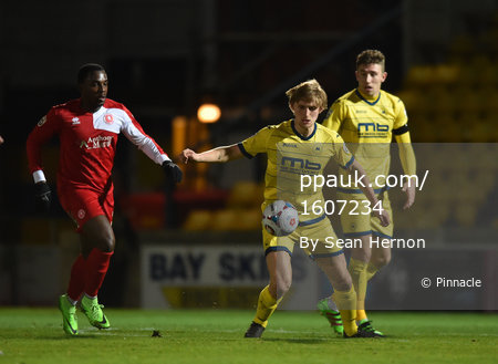 Torquay United v Welling 230216