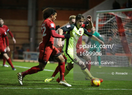 Leyton Orient v Exeter City 221116