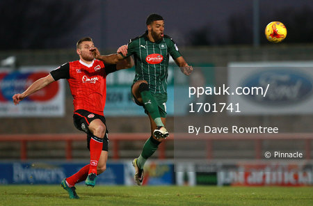 Morecambe v Plymouth Argyle 261116
