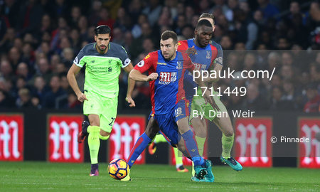 Crystal Palace v Liverpool 291016
