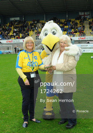 Torquay United v Southport 291016