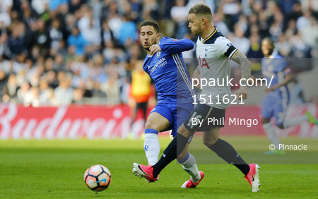 Chelsea v Tottenham Hotspur, London - UK - 22 Apr 2017