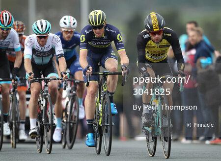 Tour De Yorkshire, Bradford, UK - 30 April 2017
