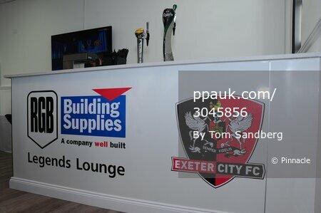 Exeter City v Charlton Athletic, Exeter, UK - 8 August 2017