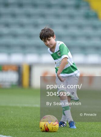 Yeovil Town v Accrington Stanley, Yeovil, UK - 12 August 2017