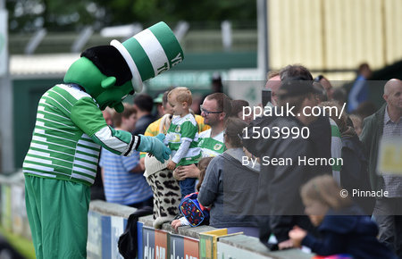 Yeovil Town v Accrington Stanley, Yeovil, UK - 12 August 2017