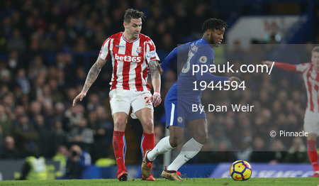 Chelsea v Stoke City, London, UK - 30 Dec 2017