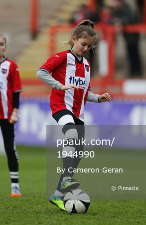 Exeter City v Barnet, Exeter, UK -30 Dec 2017