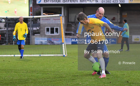 Torquay United v  Aldershot Town, Torquay, UK - 2 Dec 2017