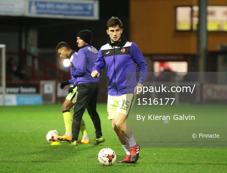 Crawley Town v Exeter City, Crawley, UK - 28 Feb 2017
