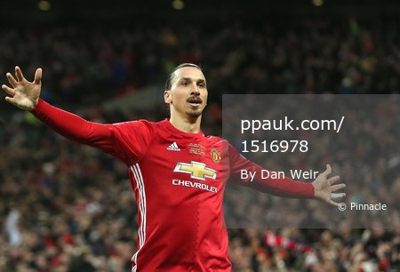 Manchester United v Southampton, London - UK - 26 Feb 2017