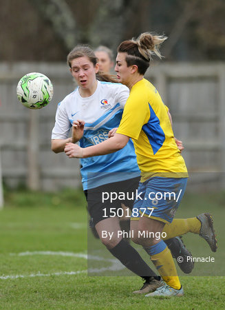 Torquay United Ladies v Marine Academy Ladies, Bovey Tracey, UK