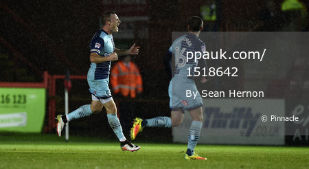 Exeter City v Wycombe Wanderers 310117