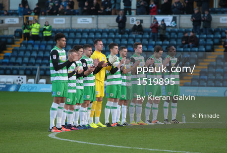Wycombe Wanderers v Yeovil Town 140117
