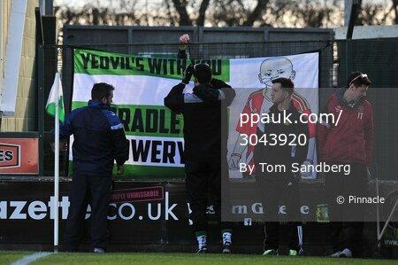 Yeovil Town v Doncaster Rovers 280117