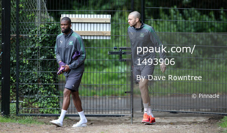 Plymouth Argyle training, Plymouth, UK - 30 June 2017