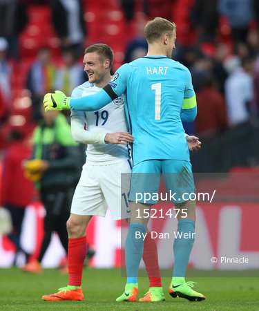 England v Lithuania, London - UK - 26 Mch 2017