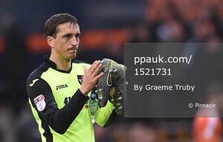 Luton Town v Exeter City, Luton, UK - 18 Mar 2017