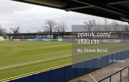 Solihull Moors  v Torquay United, Solihull, UK - 28 Mar 2017